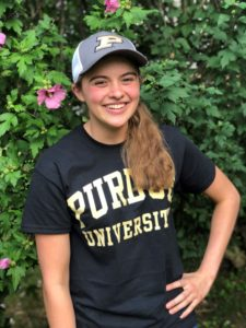 Purdue Lands 48.8 Relay Split Sprinter Hannah Hill for 2021