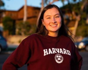 Sprinter Katrina Mortenson Verbally Commits to Harvard Class of 2025