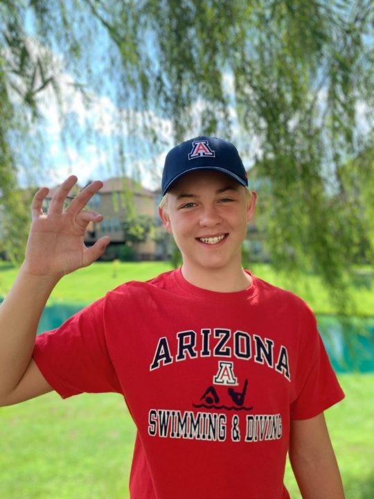 Arizona Picks Up TX Distance Specialist Beck Parnham for 2021
