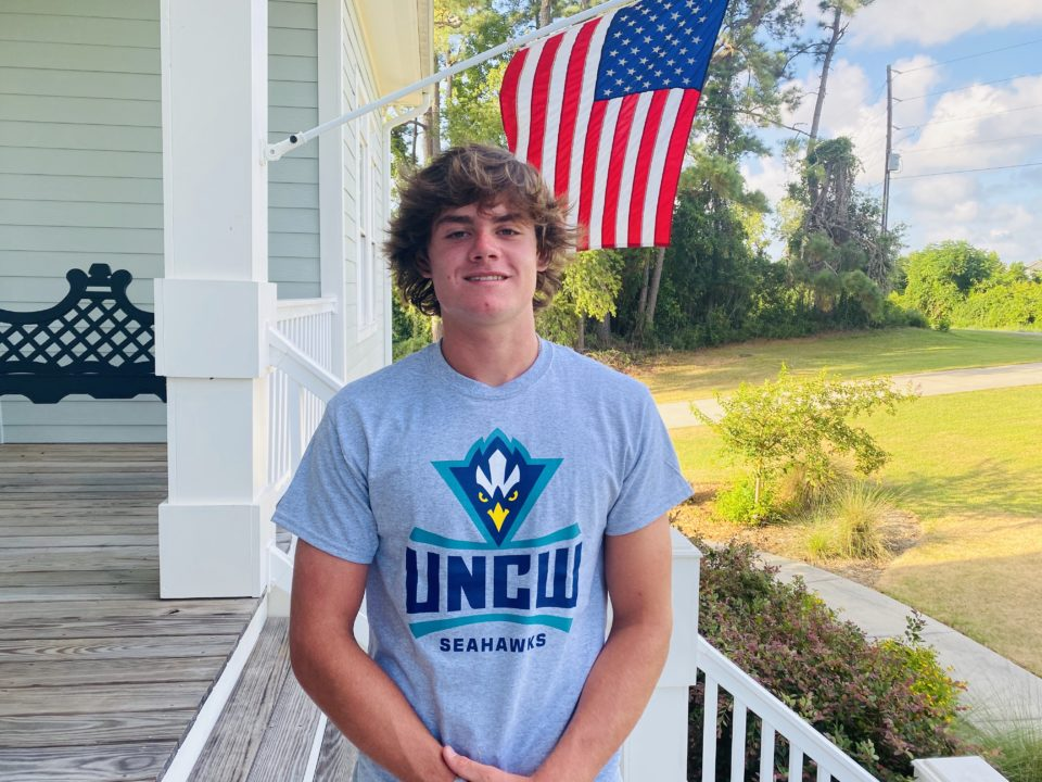 North Carolina 1A/2A Champ Will Barker Chooses UNC-Wilmington for 2021