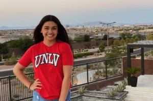 Sandpipers of Nevada Distance Specialist Victoria Gutierrez Commits to UNLV