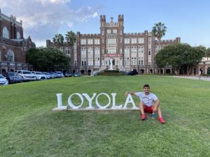 After Two Program Cuts, Limestone/Tiffin's Marco Alvarez Lands With Loyola
