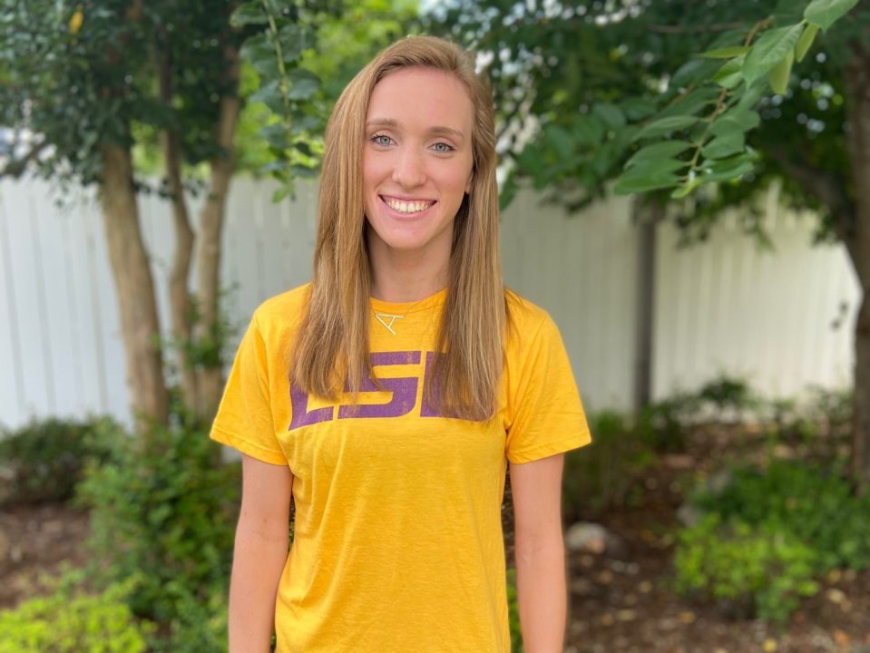 Alayna Carlson from MOR Announces Pledges Verbal Commitment to LSU