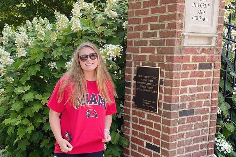 Miami RedHawks Secure Verbal from Winter Juniors Qualifier Lauren Murray