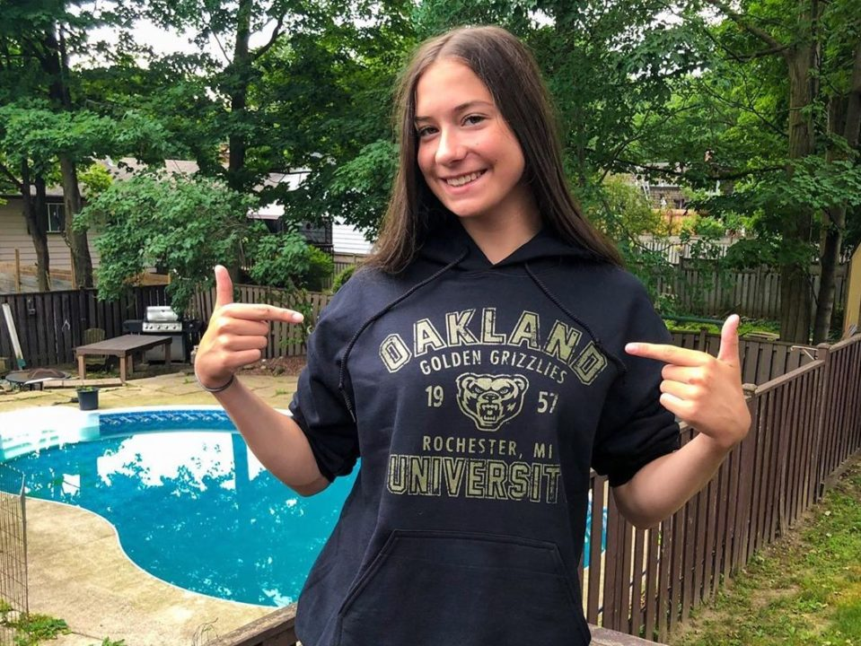 Oakland Snags Verbal Commitment from Canadian Trials Qualifier Ajete Eggers
