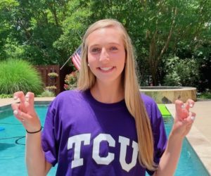 North Carolina State Champion Olivia Rhodes Commits to TCU