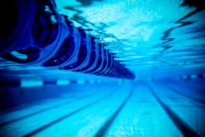 High School Junior Ana Fleming Swims Best Time at Round Rock, Texas Invite