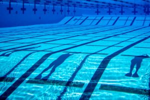 Two 15-Year Old Girls Swim 26-Mid in 50 Meter Free in Arizona