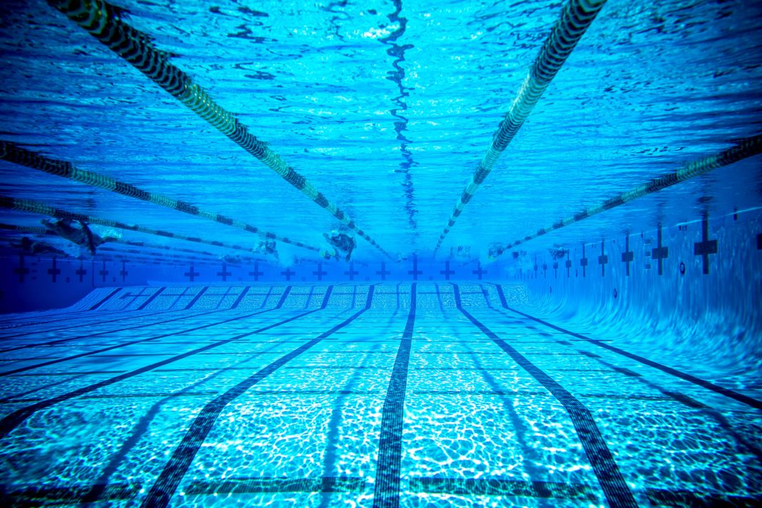 13-Year Old Alana Berlin Swims 54.5 in 100 Yard Backstroke at Schroeder Y Dual