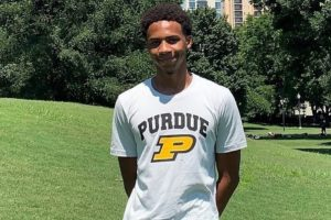 GHSA 1-5A State Champion Idris Muhammad Gives Verbal Nod to Purdue