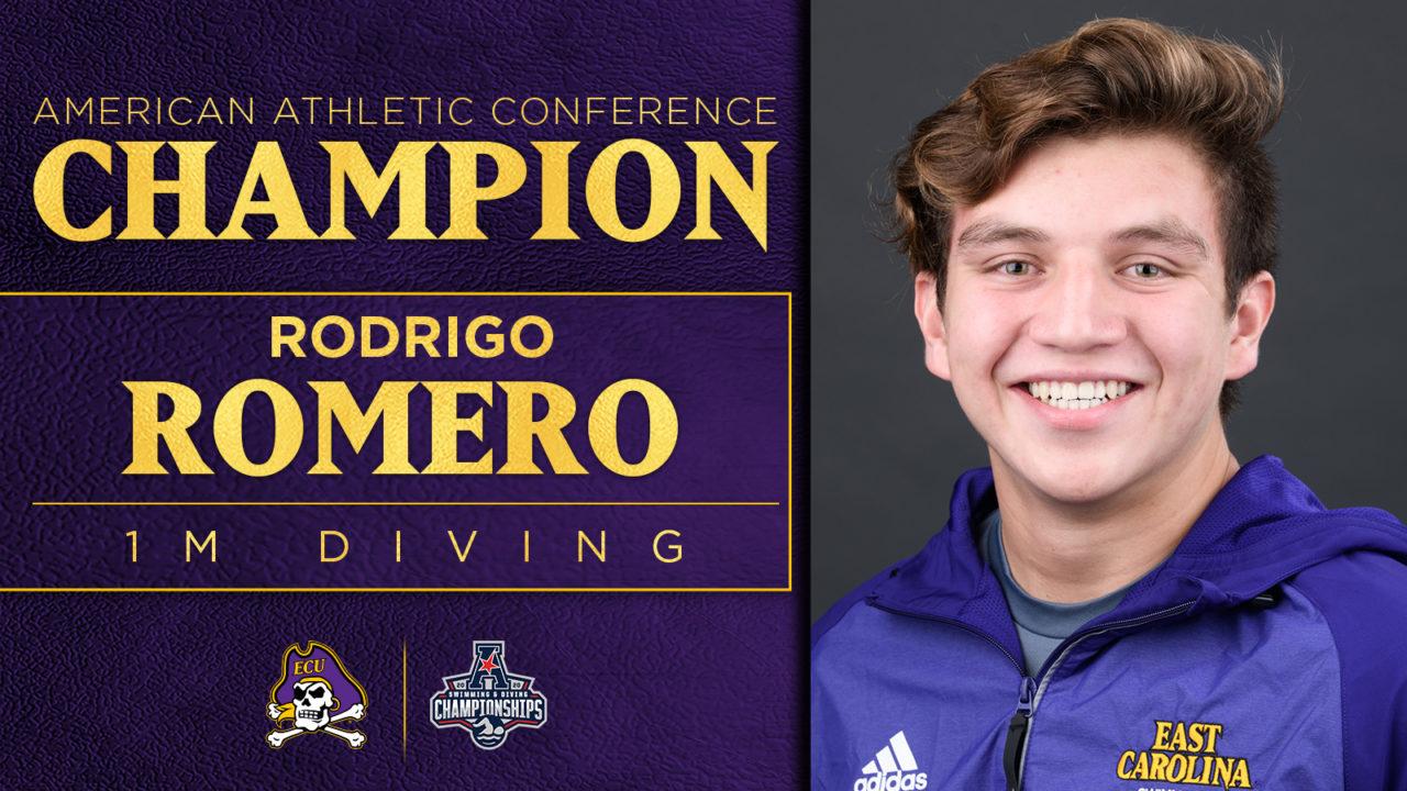 2020 AAC Champion Rodrigo Romero Transfers to Kentucky