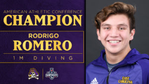 2020 AAC Champion Rodrigo Romero Transfers to Kentucky