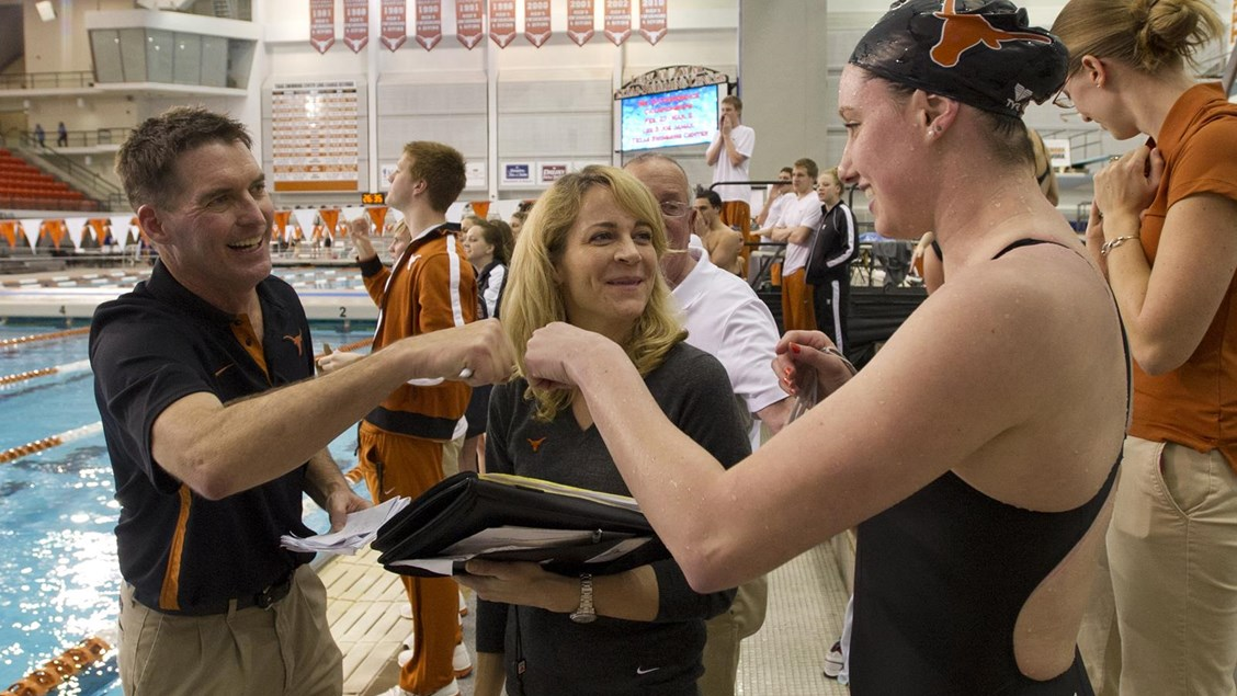 Competitor Coach of the Month: Carol Capitani, Texas