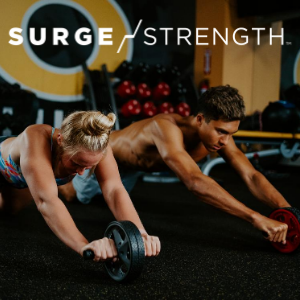 SURGE Strength team dryland program