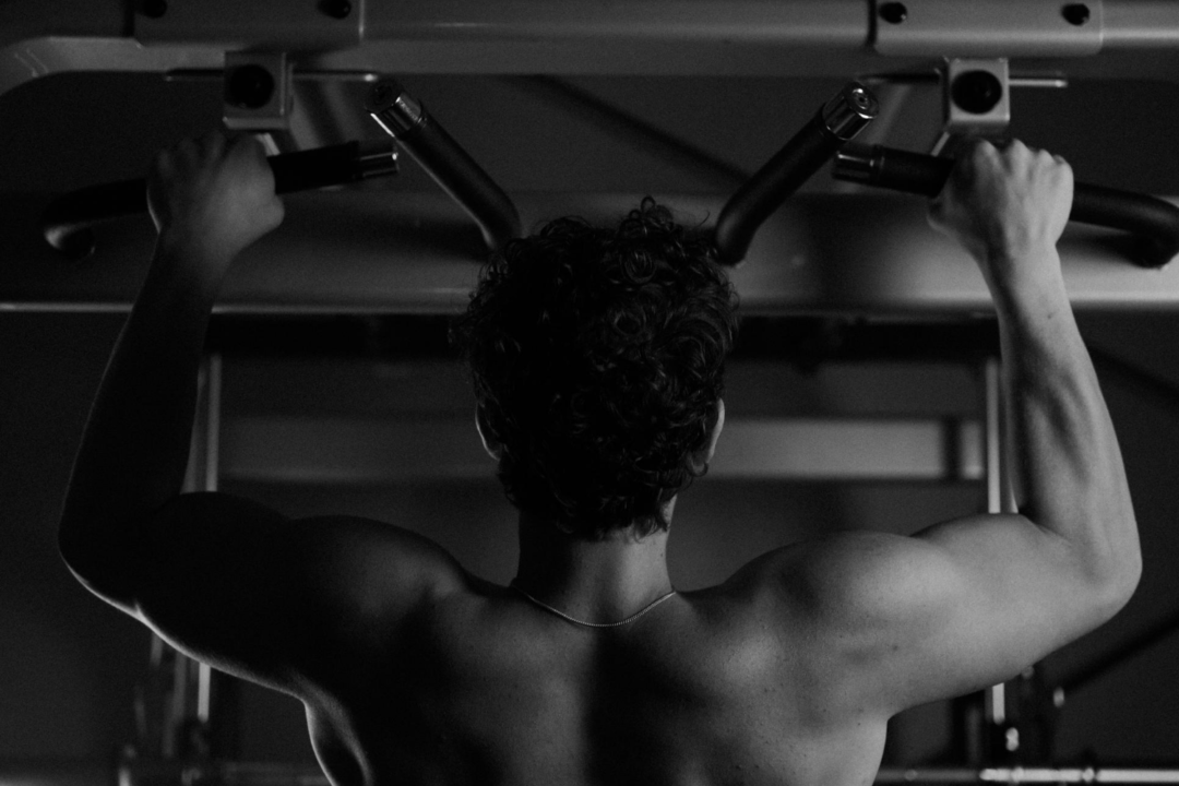 How to Test Pull-ups for Swimmers (Even if they can't do a single pull-up)
