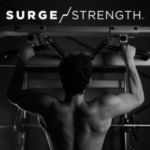 SURGE Strength pull-ups for swimmers