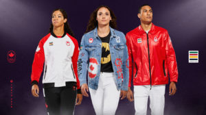 Team Canada Reveals Kit For Tokyo 2020 Olympic Games