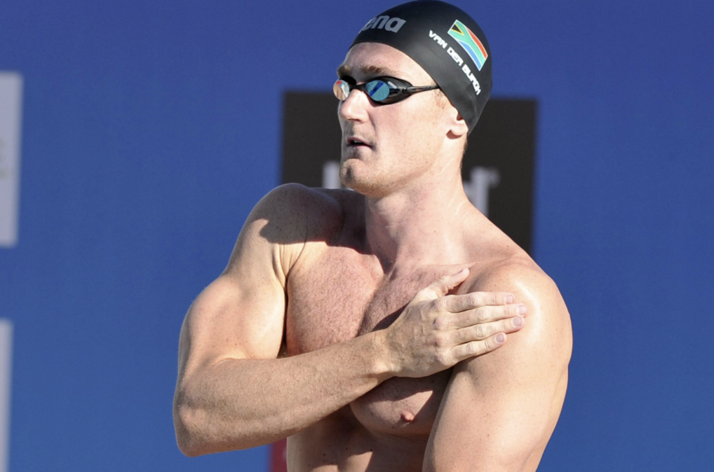 SwimSwam Podcast: Cam van der Burgh on Secrets to Being a Power Based Swimmer