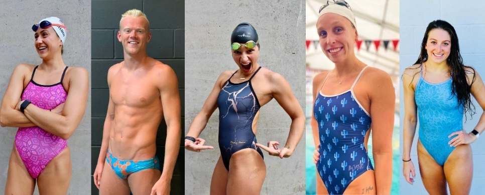 Fike Swim Ambassadors Launch Signature Suits
