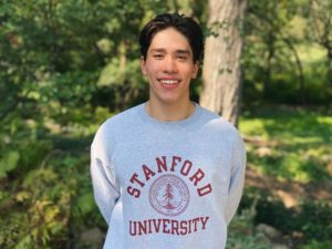Last Top-20 Recruit from Class of 2021, Hayden Zheng Chooses Stanford