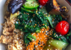 The Hungry Swimmer: Summer Vegetable Meals