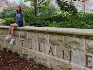 VHSL Class 2 Recordholder Reese Dunkenberger Sends Verbal Commitment to Tulane
