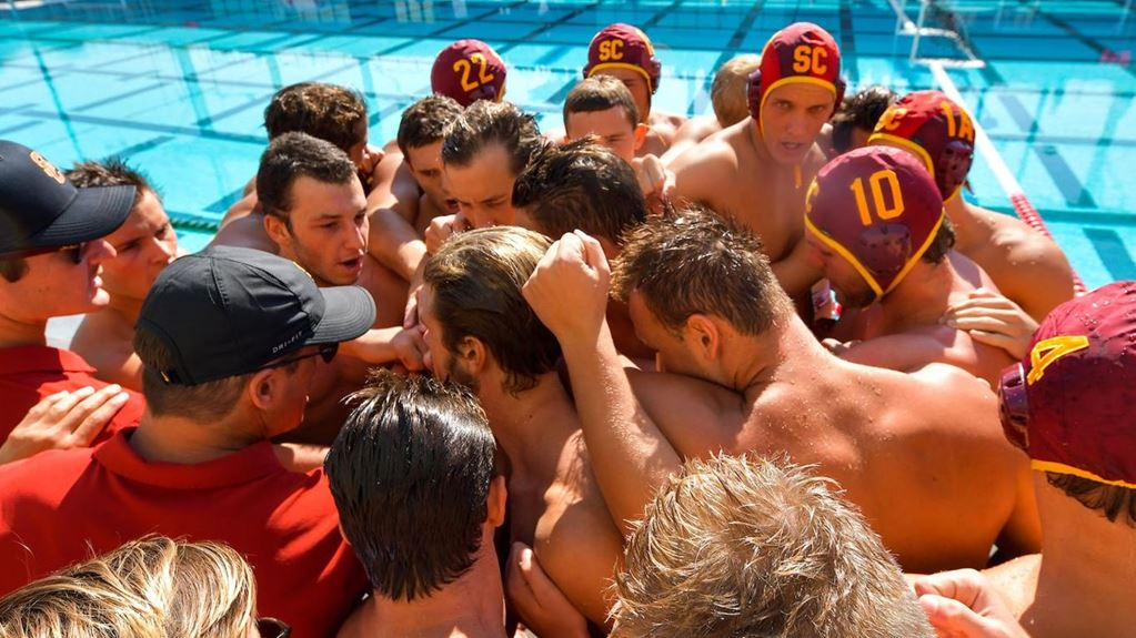 USC Men's WP Comes Away With 2-2 Split Against Cal, UCLA