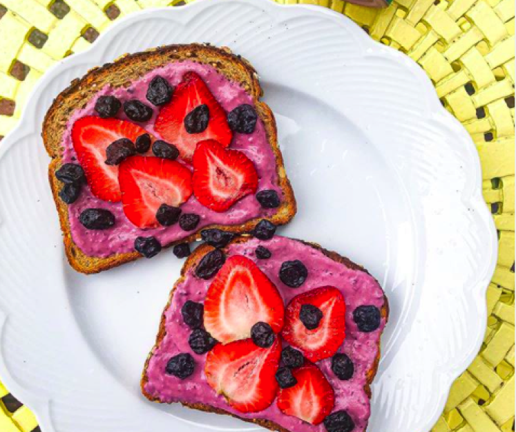 The Hungry Swimmer: Jazz Up Your Toast 3.0