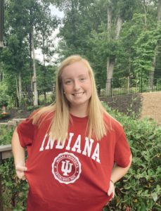 Backstroker Katie Carson Verbally Commits to Indiana (Class of 2021)