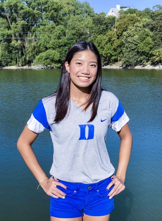 Duke Snags Top Remaining Sprinter in HS Class of 2021: Kyanh Truong