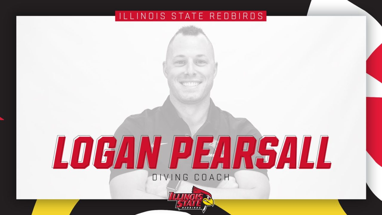 Logan Pearsall Named Illinois State Diving Coach