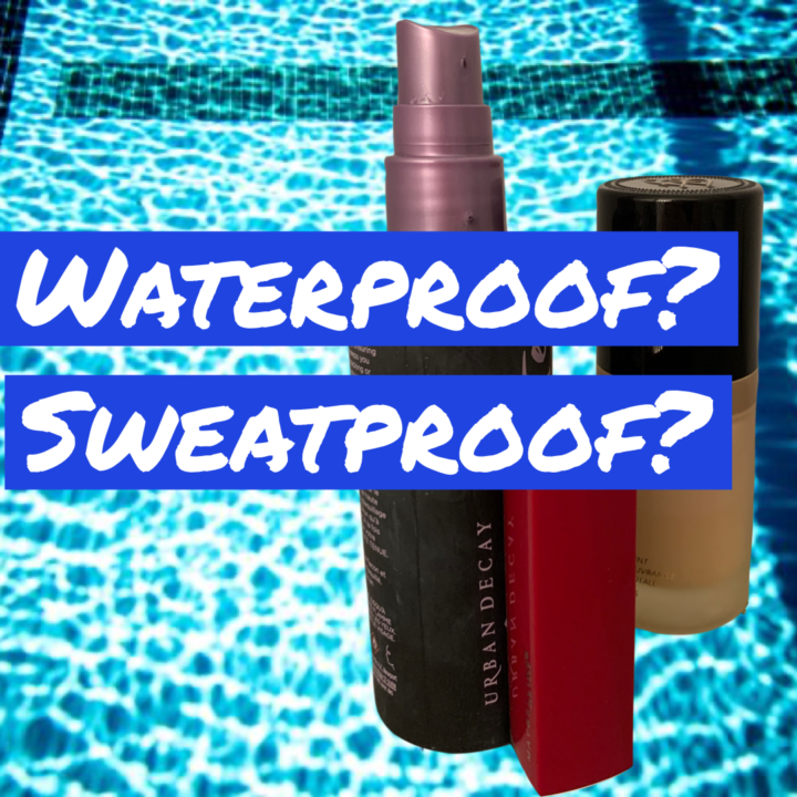 Check Out Waterproof Makeup That Works As Hard As You Do