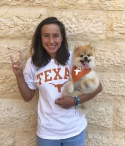 Erica Sullivan, #2 Female Miler in SCY History, is Going to Texas