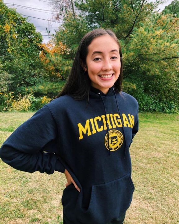 Michigan Picks Up Massachusetts HS Record-Holder Malia Amuan for 2022
