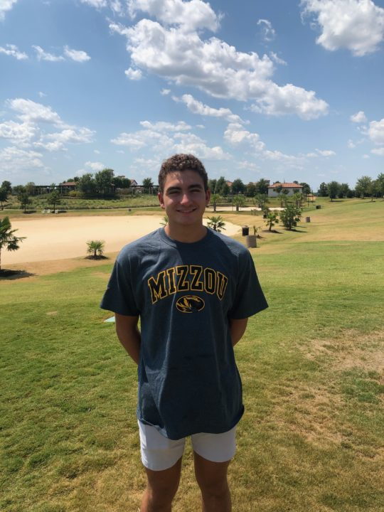 Winter Juniors 18th-Place Finisher Jibran Himisieh Commits to Missouri