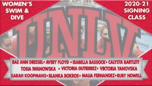 UNLV Women Announce 11 New Additions for 2020-21 Season
