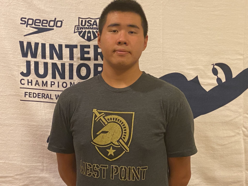 Winter Juniors Qualifier Andrew Wang Verbally Commits to Army West Point
