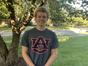 Summer Jrs Qualifier Lucas Thomas (2022) Announces Verbal Commitment to Auburn