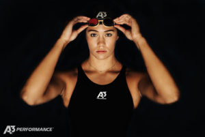 A3 Performance Signs American Record Holder Beata Nelson