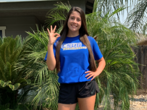 Danielle Albright Sends Verbal Commitment to Cal State Bakersfield