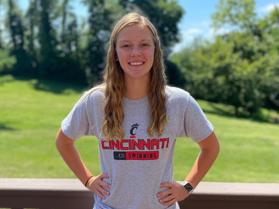 Futures Qualifier Maddy Hensler to Remain In-State with Verbal to Cincinnati