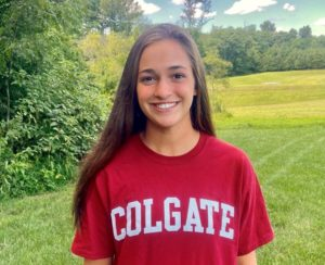 Freestyler Danielle McNerney Verbally Commits to Colgate