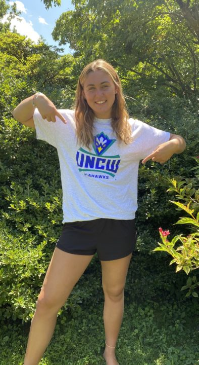 UNC-Wilmington Adds Another for 2021: UDAC Sprinter Molly Braun