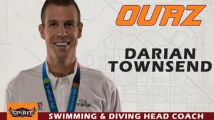 Olympic Gold Medalist Darian Townsend Promoted to Head Coach of OUAZ