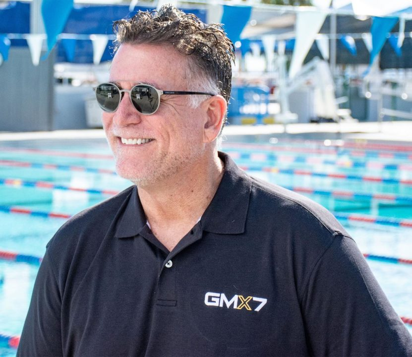Swim CEO Series: David McCagg on Why GMX7 is Great for Resistance Training