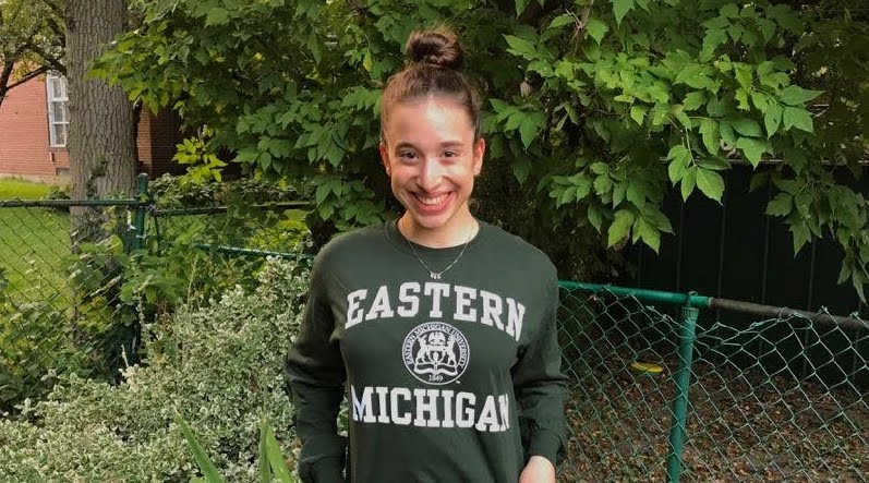 Canadian Olympic Trials Qualifier Olivia Clarino Commits to Eastern Michigan