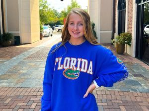 Florida Women Land 3rd Top-20 from Class of 2022: #12 Hayden Miller
