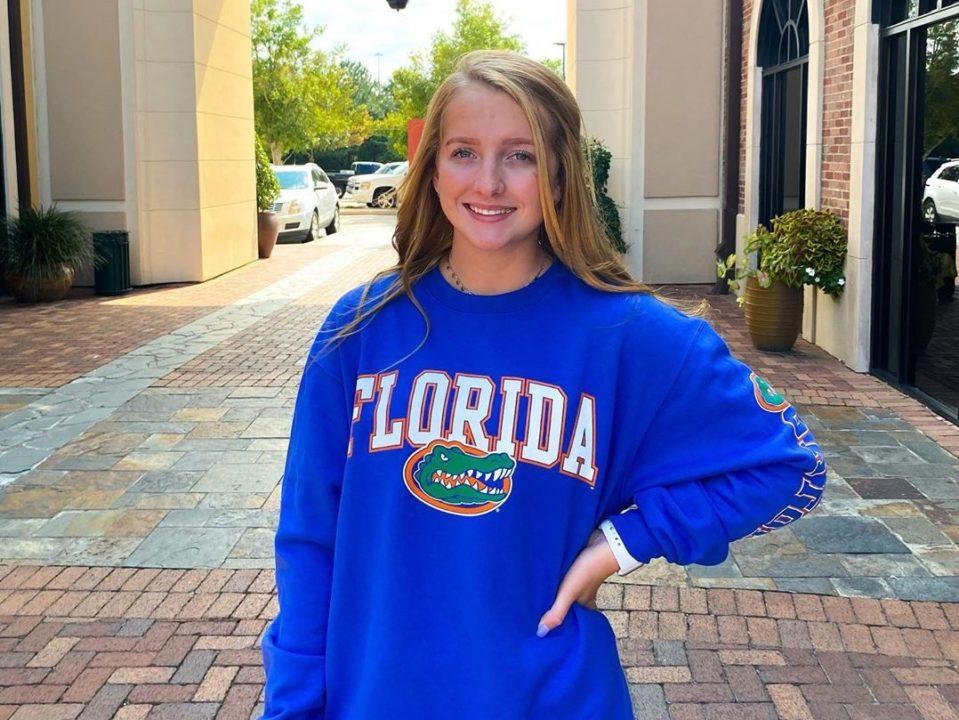Florida Women Land 3rd Top-20 from Class of 2022: #12 Hayden Miller