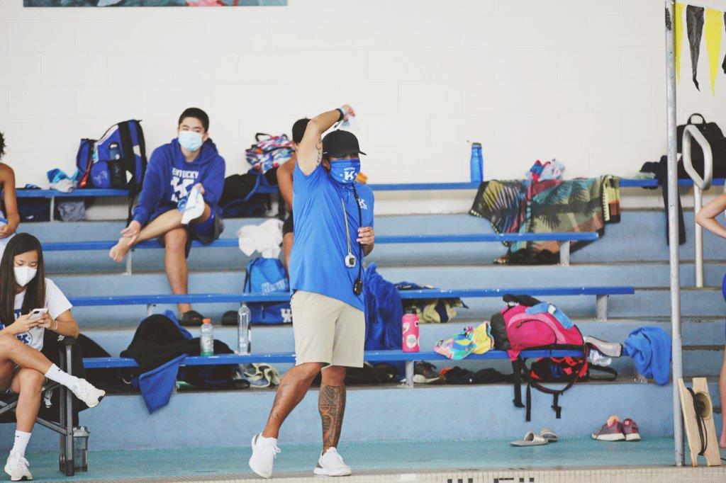 Mission Viejo's Joey Gracia Named Head Coach at Kentucky Aquatics