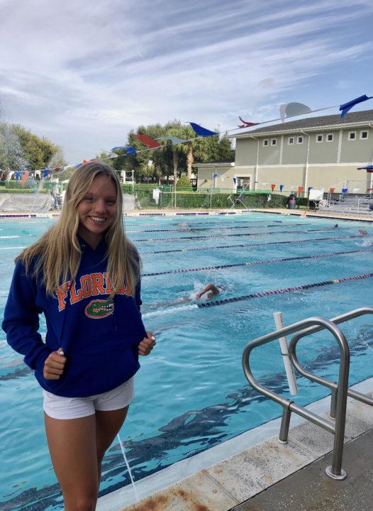 Florida Women Get Their Second 2022 Commit in Bella Lojewski
